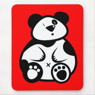 Fat Panda Mouse Pad