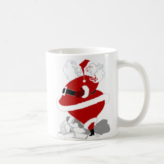Fat Santa Coffee Mug