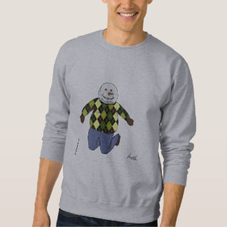 Fat Snowman Sweatshirt