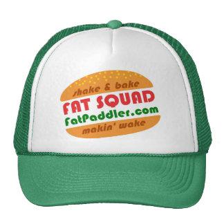Fat Squad Trucker Cap Trucker Hat