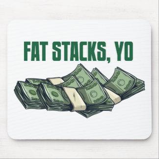 Fat Stacks, Yo Mouse Pads