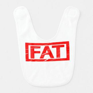 Fat Stamp Bib