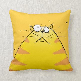 Fat Tom Cat Cushion