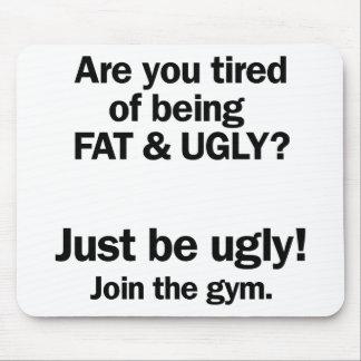 Fat & Ugly Mousepads