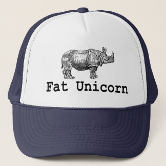 Fat Unicorn Hat
