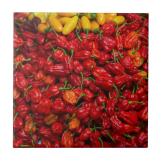 Fatalii's Chile Peppers 2 Tile