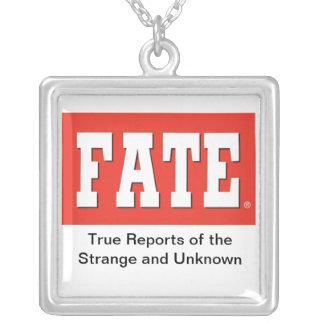 Fate Magazine Logo Necklace