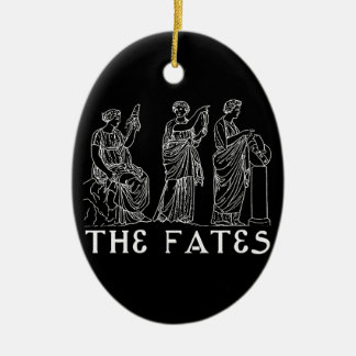 Fates Christmas Ornaments