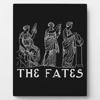 Fates Plaques