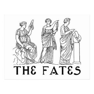 Fates Postcard