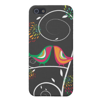 fatfatin Kissing Summer Birds iPhone® Speck Case iPhone 5/5S Covers