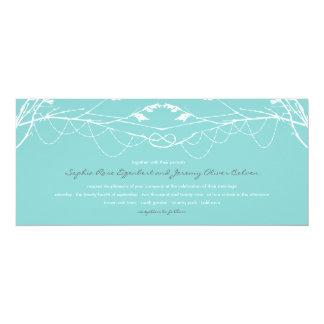 fatfatin Knotted Love Trees 02 Wedding Invitation
