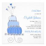 fatfatin Sweet Wedding Cake Bridal Shower Invite