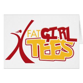 FatGirlTees 1 Card