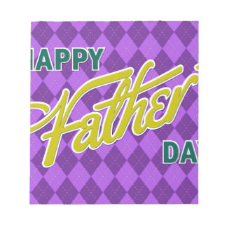 Father #11 notepads