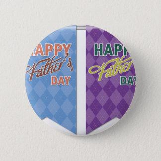 Father #12 6 cm round badge