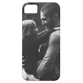 Father And His Sweet Daughter iPhone 5 Covers