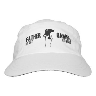 FATHER BY DAY GAMER BY NIGHT HAT