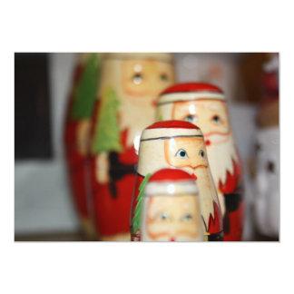 Father Christmas Group Invitation
