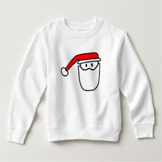 Father Christmas Santa Kids Sweatshirt Jumper