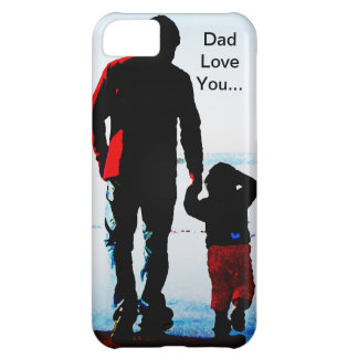 Father Dad Love You iPhone 5C Cases