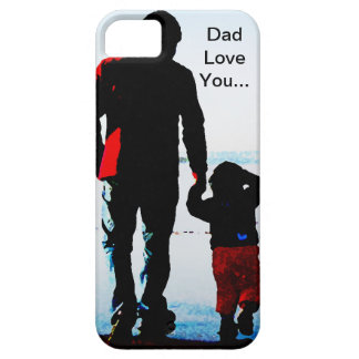 Father Dad Love You iPhone 5 Cover