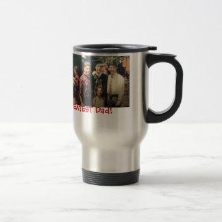 Father Gift Travel Mug