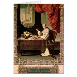 Father Gonzalo de Illescos Card