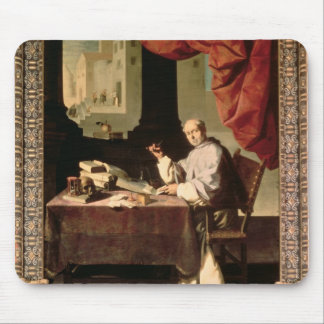 Father Gonzalo de Illescos Mouse Pad