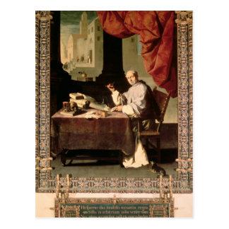 Father Gonzalo de Illescos Postcard