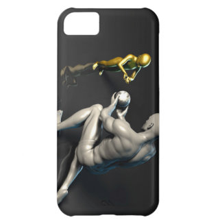 Father Imparting Wisdom to His Child or Son iPhone 5C Case