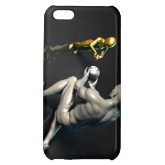 Father Imparting Wisdom to His Child or Son iPhone 5C Covers
