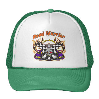 Father-in-law Auto Racing Father's Day Gifts Trucker Hats