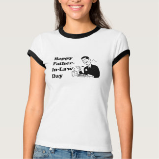 Father-In-Law Day Tee Shirt