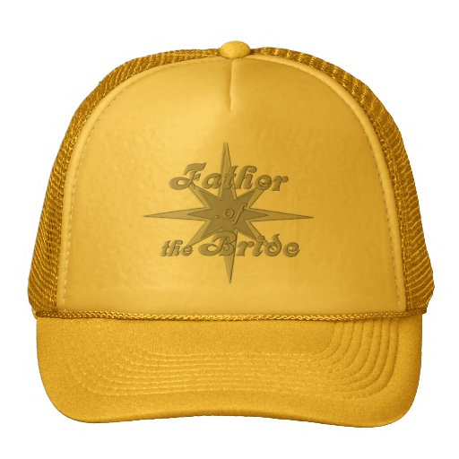 Father of the Bride Baseball / Trucker Hat