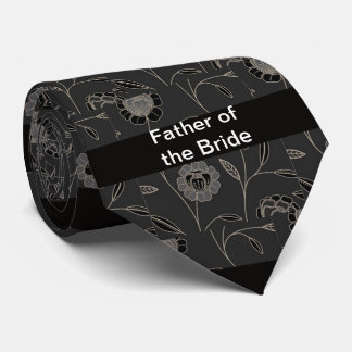 Father of the Bride, Black and White Tie