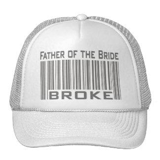 Father of the Bride Broke Cap