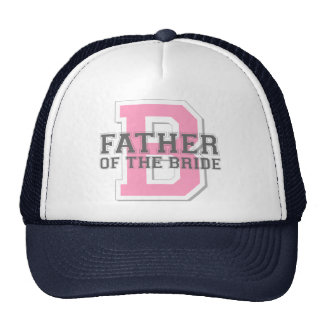 Father of the Bride Cheer Cap
