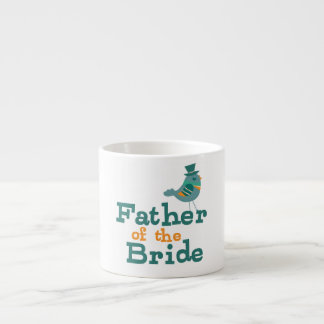 Father of the Bride Espresso Cup