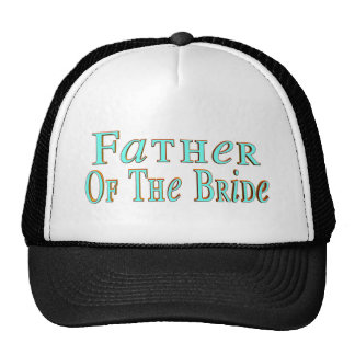 Father Of The Bride Hat / Cap