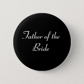 """Father of the Bride"" pin"