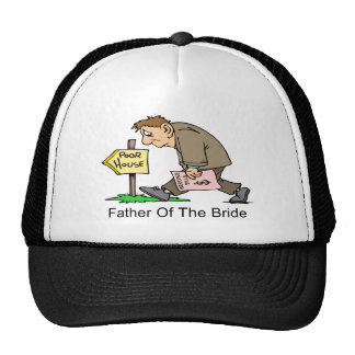 Father Of The Bride (poor house) Cap