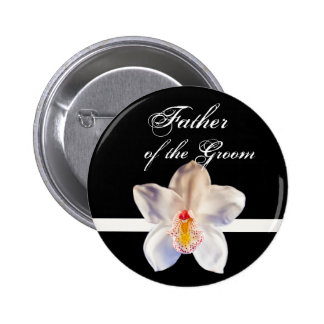 Father Of The Groom Wedding ID Badge