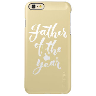 Father of the year - Hand Lettering Design