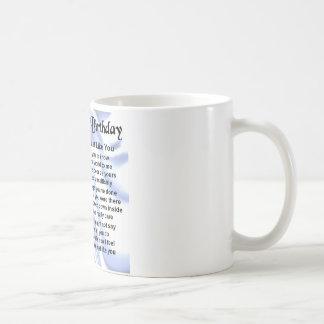 Father Poem - 70th Birthday Coffee Mug