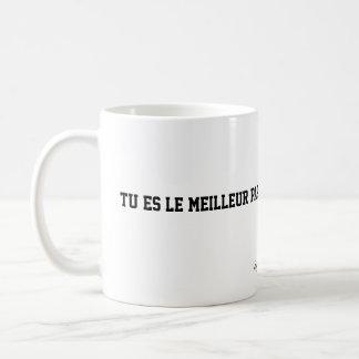 Father Riding Coffee Mug
