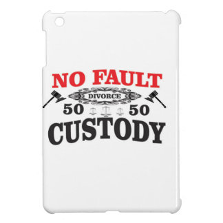 father rights at custody iPad mini covers
