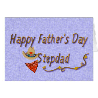 Father s Day Stepdad Card