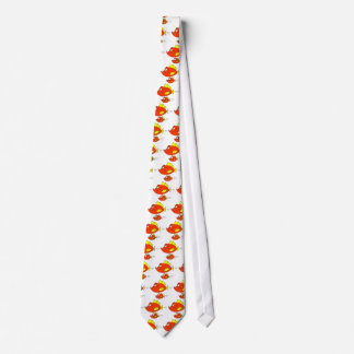 Father & Son: Fish Cartoon Tie