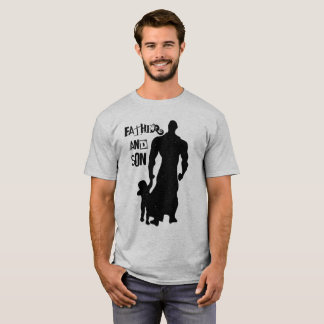 Father & Son Super Hero T-Shirt
